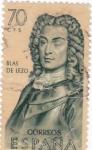Stamps Spain -  BLAS DE LEZO-