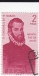 Stamps Spain -  MENÉNDEZ DE AVILÉS -