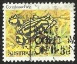 Sellos del Mundo : Oceania : Australia : CORROBOREE FROG