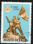 Sellos del Mundo : Asia : Corea_del_norte :  Revolution