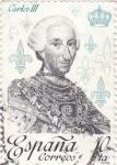 Stamps Spain -  CARLOS III -Reyes de España. Casa de Borbón (T)