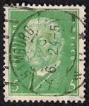 Stamps Europe - Germany -  Presidente Von Hindenburg