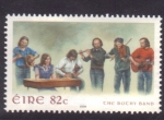 Stamps Ireland -  che bochy band