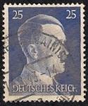 Stamps Germany -  Adolf Hitler