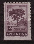 Sellos de America - Argentina -  quebracho colorado