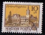 Sellos de Europa - Hungría -  Monumentos