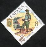 Sellos de Europa - España -  2046-L Aniversario de la Legión. Juan de Austria.