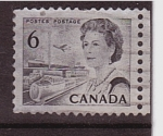 Stamps Canada -  transportes
