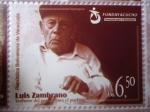Stamps Venezuela -  LUIS ZAMBRANO - ¨Inventor del pueblo para el pueblo¨(10de10)