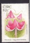 Sellos de Europa - Irlanda -  pink waxcap