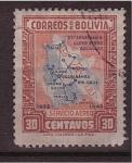 Sellos de America - Bolivia -  XX aniversario