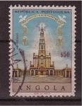 Stamps Angola -  50 aniv.