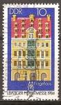 Sellos de Europa - Alemania -   Leipzig Feria de Otoño de 1984-DDR.