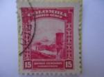 Sellos de Asia - Colombia -  Cartagena - Fortificación Espñola
