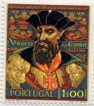 Stamps Portugal -  5º centenário del nacimiento de Vasco da Gama (afinsa 1059)