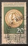 Sellos de Europa - Alemania -   400 años Dresde colecciones de arte-DDR.