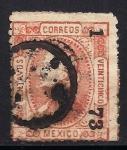 Sellos de America - México -  HIDALGO.