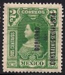 Stamps America - Mexico -  LEONA VICARIO.