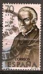 Sellos de Europa - España -  Exploradores y colonizadores de América(Padre José de Archieta).