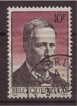 Stamps Belgium -  centenario del nacimiento de alberto I