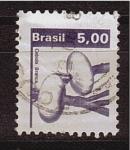 Sellos de America - Brasil -  cebollas blancas