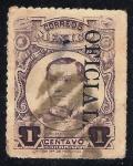 Sellos de America - México -  IGNACIO ZARAGOZA.