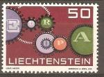 Stamps Liechtenstein -  RUEDAS  DENTADAS