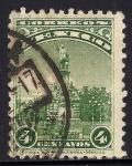 Sellos de America - México -  Monumento a Colón,
