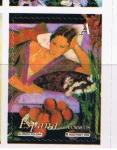 Stamps Spain -  Edifil  4006  La mujer y las flores.