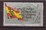 Sellos de Europa - España -  proclamación de la constitución
