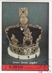 Stamps United Arab Emirates -  London- Crown Jewels