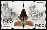 Stamps Portugal -  FADO - Património de la Humanidad