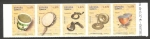 Stamps Europe - Spain -  Instrumentos musicales