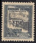 Stamps Mexico -  Puente de Matalote.