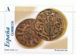 Sellos de Europa - España -  Edifil  4054  El románico aragonés. Xacobeo 2004.