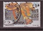 Sellos de Europa - España -  serie- micología