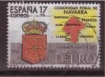 Sellos de Europa - España -  Estatuto de autonomía
