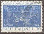 Sellos de Europa - Italia -  ESCENA  FAMILIAR