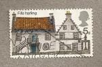 Sellos de Europa - Reino Unido -  Casa de postas