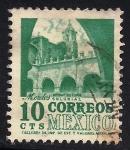Sellos de America - México -  CONVENTO MORELOS.