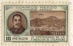Sellos del Mundo : America : México : IV CENTENARIO DE LA FUNDACION DE ZACATECAS. Don Fernando Villalpando.