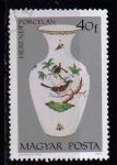 Sellos de Europa - Hungría -  Porcelana
