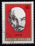 Sellos de Europa - Hungría -  Lenin