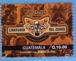 Stamps Guatemala -  50 años de la Caravana del Zorro