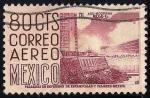 Sellos de America - México -  Ciudad Universitaria, México DF