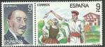 Sellos de Europa - España -  Guridi