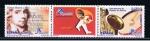 Stamps Spain -  Edifil  4085-4086  Exposición >Mundial de Filatelia España´2004.Valencia.