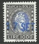 Stamps : Europe : Italy :  Marca da bollo