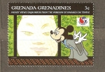 Stamps Grenada -  DISNEY