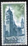 Stamps Spain -  2065- Año Santo Compostelano. Catedral de Lugo.